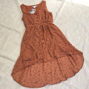Cotton On Hi Lo Star Dress